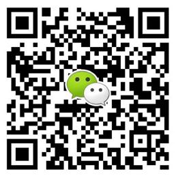 公司微信公众号二维码
