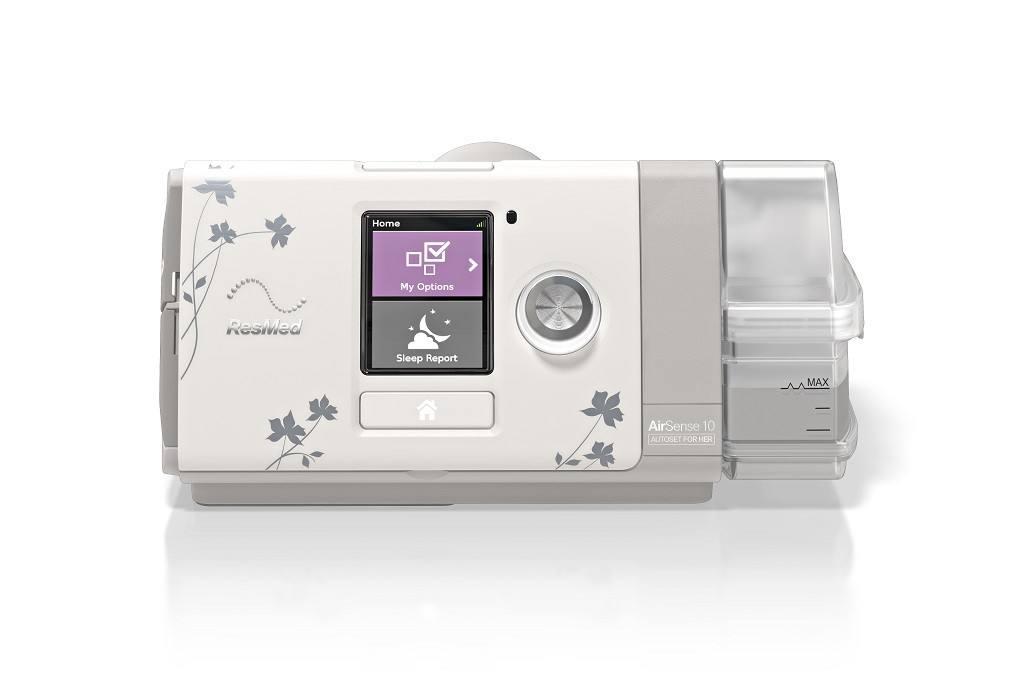 瑞思迈呼吸机AirSense™ 10 AutoSet™ for Her Plus单水平全自动